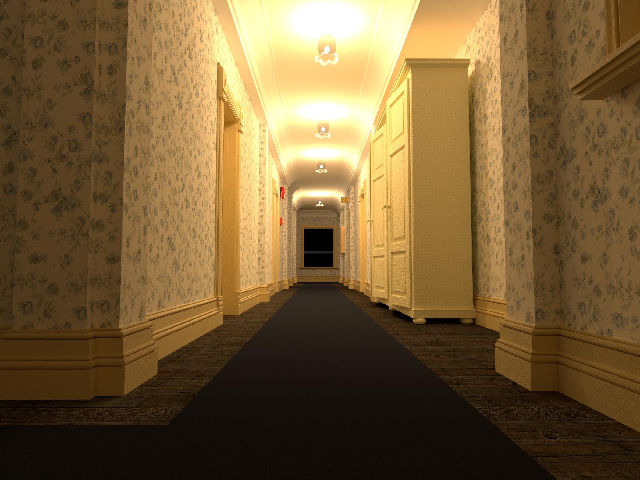 Twins corridor