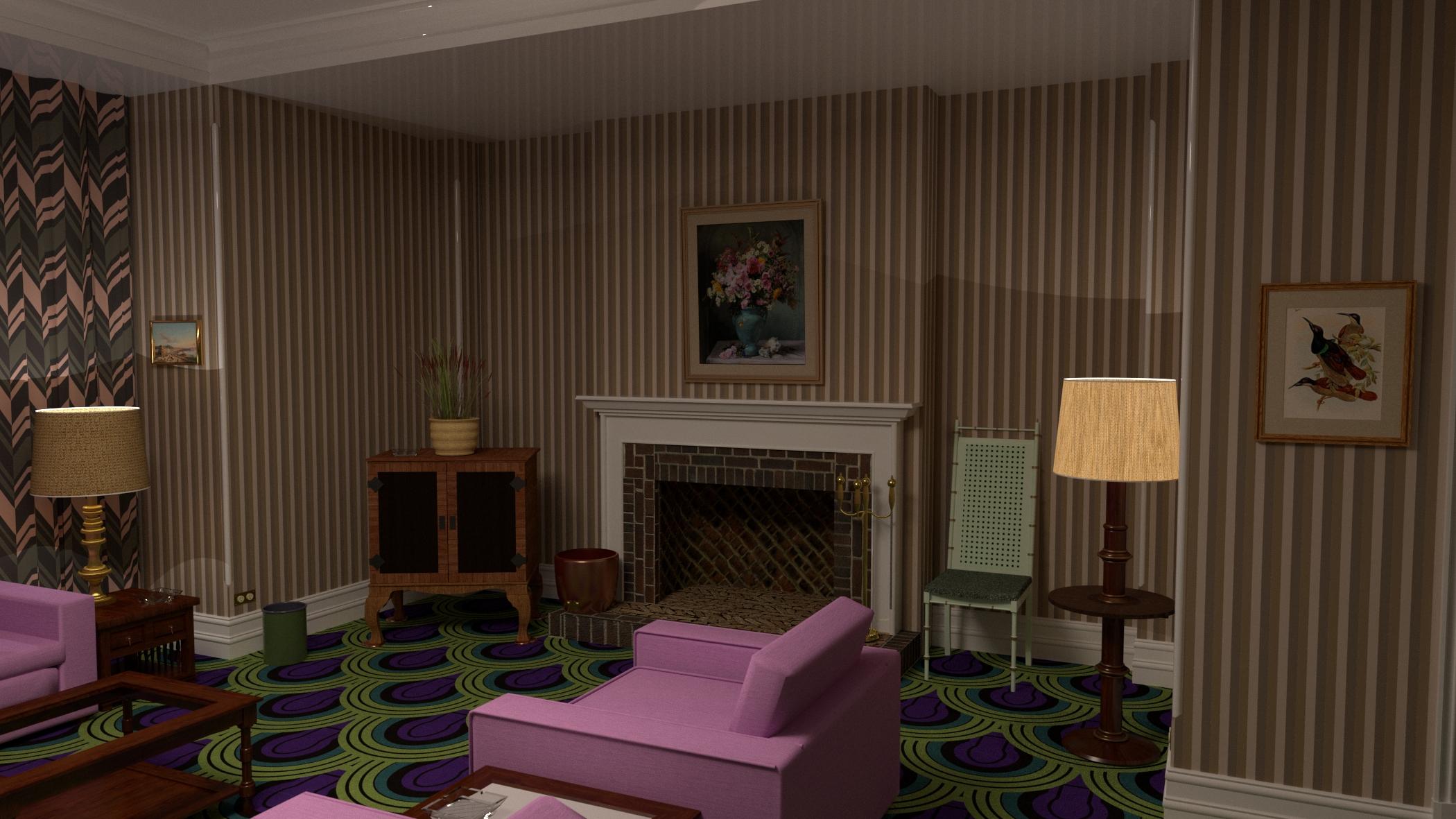 living room room 237